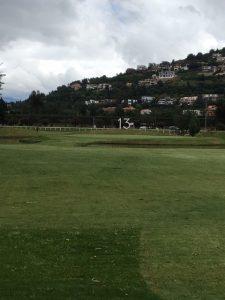 Briceño 18 // Foto: Nación Golf