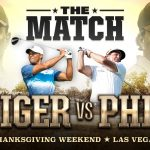20 datos sobre el 'Match' entre Phil Mickelson y Tiger Woods