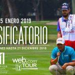 El clasificatorio al Country Club de Bogotá Championship