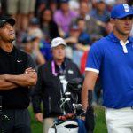 Las palabras de Tiger Woods sobre Brooks Koepka