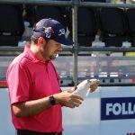 Los colombianos están listos para el regreso del golf