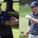 Rozo y Echavarría / Fotos PGA Tour Latinoamérica y Nación Golf