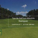 Mejora tu juego desde casa con Mauricio Rodríguez: el 3/4 de swing