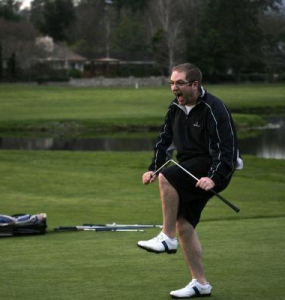 Golf para Dummies #7: Decídase a jugar