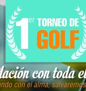 Golf con 'Toda el Alma'
