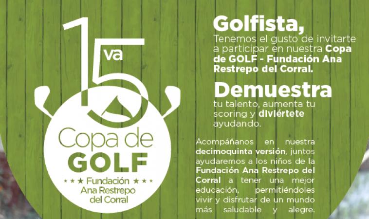 15a Copa Fundación Ana Restrepo del Corral