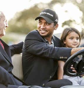 ¿Se lesionó Jason Day?