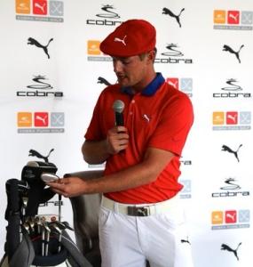Bryson DeChambeau, un físico al servicio del golf