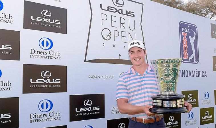 Un particular evento en el PGA Tour Latinoamérica