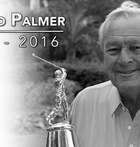 El adiós de Arnie