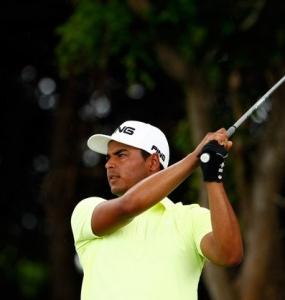 Buena semana para los golfistas colombianos