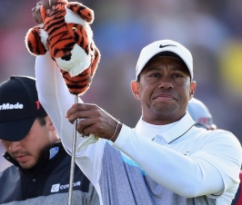 Irregular arranque de Tiger y mal inicio de Camilo