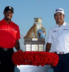 Matsuyama se coronó en el regreso de Tiger