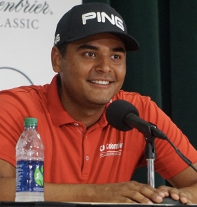 Los colombianos en 'The Greenbrier Classic'