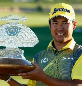 Matsuyama se quedó con el título del Waste Management Phoenix Open