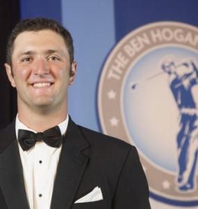 Jon Rahm volvió a ganar el Ben Hogan Award
