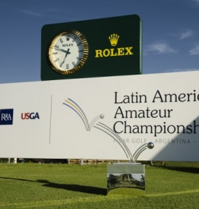 Se viene el Latin America Amateur Championship