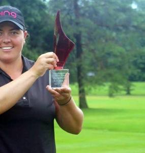 El golf femenino brilló el fin de semana