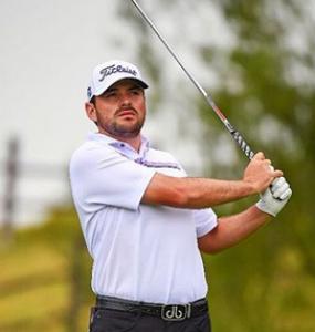 """Marcelo Rozo: """"Llevo el golf en la sangre"""" (Parte 1)"""