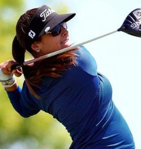 Mariajo Uribe es la número uno del golf latinoamericano