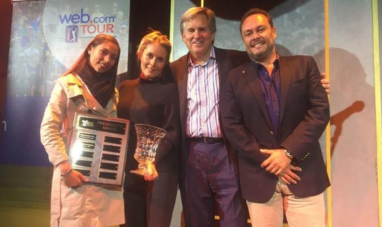Premio para el Club Colombia Championship