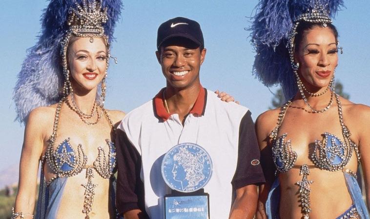 A 20 años de la primera victoria de Tiger Woods
