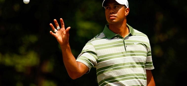 Tiger Woods: 4 torneos en 5 semanas