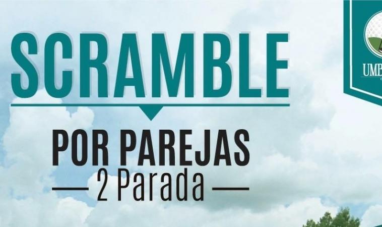 Torneo Scramble UMB